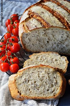 Good Food, Yummy Food, Bread Bun, How To Make Bread, Bread Baking, Bread Recipes, Bakery, Food And Drink, Banana Bread