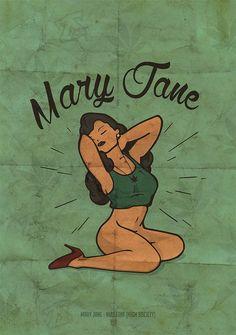 Mary Jane!