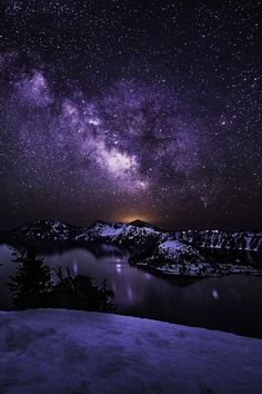 Crater Lake by Glen Murray