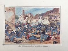 Pommersches National-Kavallerie-Reg PREUSSEN 1813-1814 Uniformtafel Gr.4//Nr.10