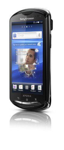 Sony Ericsson Xperia Pro Sim Free Mobile Phone – Black