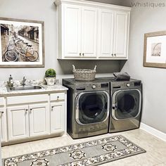 { laundry room }  @whistiques
