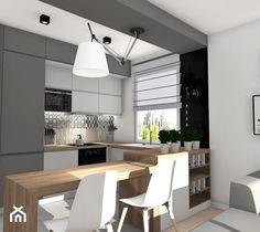 Aranżacje wnętrz - Kuchnia: Mieszkanie w Rzeszowie II - Kuchnia, styl skandynawski - MN Pracownia Projektowa. Przeglądaj, dodawaj i zapisuj najlepsze zdjęcia, pomysły i inspiracje designerskie. W bazie mamy już prawie milion fotografii!