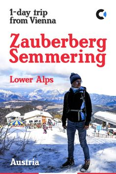 1-Day Trip from Vienna to Zauberberg Semmering | Hiking & Tobogganing