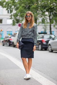 Street Style from Copenhagen Fashion Week Spring 2015