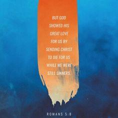 Romans 5:8 #verseoftheday #GoodFriday