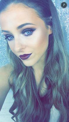 Chloe, Make Up, Beauty, Fashion, Moda, Fashion Styles, Makeup, Beauty Makeup, Beauty Illustration