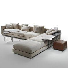 Pleasure Sofa By Antonio Citterio For Flexform Description: The Most  Obvious Attribute Of The Pleasure