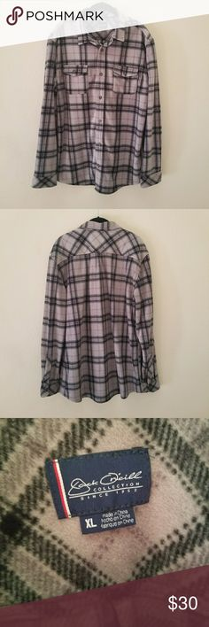 "O'Neill Fleece Plaid Shirt Jack O'Neill Collection Like your favorite flannel but fuzzy Super Soft Excellent Condition  Size XL 24"" pit to pit 31"" length   🛒BUNDLE AND SAVE Follow me on Twitter and Instagram 📷 @emhart_fashion Closet Updates, Curated Pieces & Giveaways O'Neill Shirts Casual Button Down Shirts"