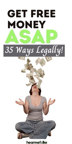 Get Free Money - Here's a quick list of a few easy-peasy ways to accumulate cash especially, when you need money now or today. Make Money Fast! Make Quick Money, Make Money Today, Make Money Blogging, Way To Make Money, Make Money Online, Earn Extra Cash, Making Extra Cash, Extra Money, Mo Money
