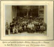 Uprchlíci vPříbrami před sto lety