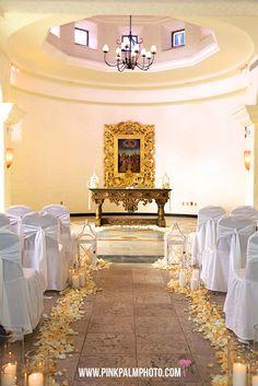 Wedding chapel at Sheraton Hacienda del Mar in Cabo San Lucas, Baja California Sur, Mexico. #cabosanlucas #cabowedding #loscaboswedding #destinationwedding #mexicowedding #bajawedding #weddingphotographers #loscabosweddingphotographers #caboweddingphotographers #bridetobe #wedspiration