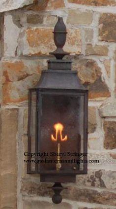 The Grande Gas Lantern