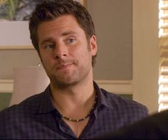 Shawn Spencer :) #jamesroday James Roday, Shawn Spencer, I Know You Know, Weak In The Knees, Psych, Actors & Actresses, Hero, Psicologia