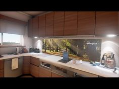 Whirlpool® Interactive Kitchen of the Future VR 360⁰ Video - YouTube