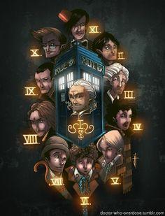 The Doctors, a suitable phone wallpaper perhaps?