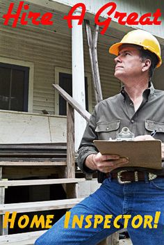 First Time Home Buyer Tips: Hire A Great Home Inspector: http://www.maxrealestateexposure.com/tips-buying-first-home/  #realestate