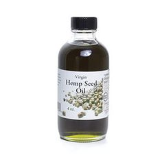 Virgin Hemp Seed Oil To Use: Apply on face and/or body for moisturization and…