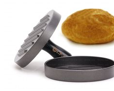 Pipe LLC Luxury Hamburger Press with 10 Burger Papers. Recommended by Restaurants.Make the Delicious Burger Now. -- Continue to the product at the image link.