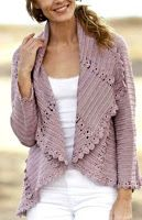 Tina's handicraft : blouses crochet com grafico