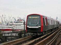 Erste Testfahrt im U-Bahn-Netz