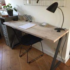 Diy Bureau, Bureau Design, Apartment Needs, Study Nook, Easy Home Decor, Diy Desk, Home Office Design, My Room, Interior Styling