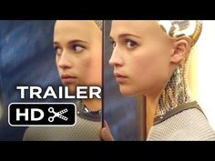 Ex Machina Gets an Official Trailer and it Looks Rad | Entertainment Buddha