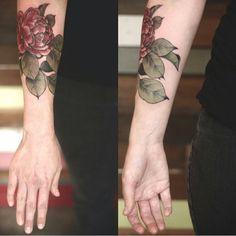 Alice Carrier - Wonderland Tattoos
