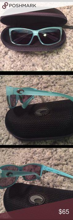 593da0cc1e5 Light blue costa Del Mar sunglasses