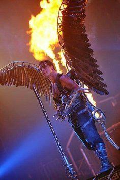 Till Lindemann #rammstein Argentina Facebook page