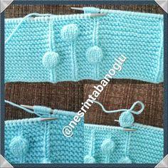 Bon Bon Candy Knitting Baby Cardigan Model Making - Kuzum Knitting Stiches, Baby Knitting Patterns, Hand Knitting, Baby Vest, Baby Cardigan, Bon Bon Candy, Crochet Baby, Knit Crochet, Sport Weight Yarn