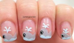 Jamegackie: Whale Nails