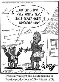 Pop Culture Shock Therapy Comic Strip on GoComics.com