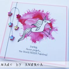 Fab Unicorns by Andrea Gourley