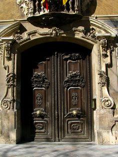 Door, palacio del Marques de dos aguas, valencia | Flickr: Intercambio de fotos