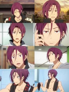For all dem Rin fangirls Anime: Free!