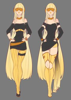 Anja Meijer-Anjo: Cyber Diva is a Vocaloid, she's basically just a head and doesn't have a design. So I took the time to make 2 : first is casual and second is DIVA mode Please note Diva comes from Divina = Divine =. Female Character Concept, Character Art, Diva Design, Anime Dress, Hero Costumes, Fashion Design Drawings, Art Reference Poses, Drawing Clothes, Vocaloid