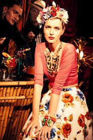 Image result for 1950's cuban fashion