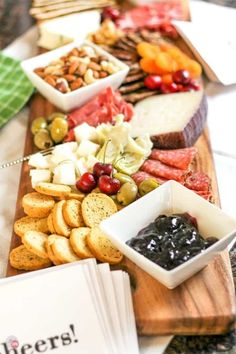 Summer Tapas Cheese Board For Your Party | Take Two Tapas