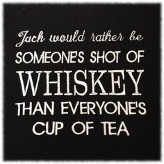 Personalised, Embroidered, Novelty Funny Adults Apron, Shot of Whiskey £8.50