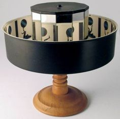 Praxinoscope - Zoetrope with mirrors