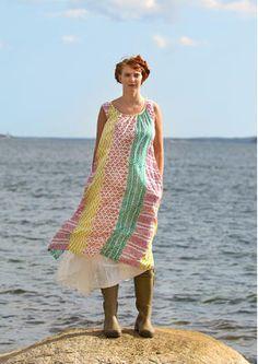 "Kleid ""Korall"" aus Baumwolle 62712_62712-06.jpg"