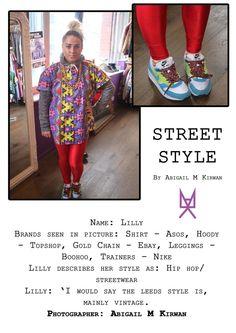 Leeds Street Style: Day 4 // Photography by Abigail M Kirwan