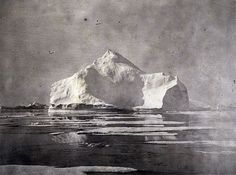 https://flic.kr/p/5Ctfj8 | Plate no. 50 | Caption: Instantaneous View of Icebergs on our way north. Title: The Arctic regions, illustrated with photographs taken on an art expedition to Greenland Creators: Bradford, William, 1823-1892 ; Dunmore, John L.; Critcherson, George; DeCosta, B. F. (Benjamin Franklin), 1831-1904 Medium: Albumen print Exhibition: Arctic diary : paintings and photographs by William Bradford (Exhibition : 2002) Repository: Sterling and Francine Clark Art Institute...