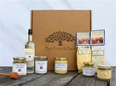 Truffle lovers will absolutely love everything in this Truffle Lovers gift box.
