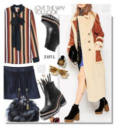 """""""Zaful.com. Love the way you look!"""" by hamaly ❤ liked on Polyvore featuring MANGO, Bobbi Brown Cosmetics, Juicy Couture, women's clothing, women's fashion, women, female, woman, misses and juniors"""