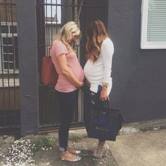 best friends pregnant