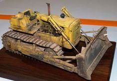 """Résultat de recherche d'images pour """"diorama bulldozer"""""""