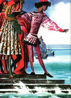 çizgili masallar: Nika Goltz, The Little Mermaid