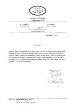 Referencje | DJ Maciej Wilkanowski Dj, Personalized Items